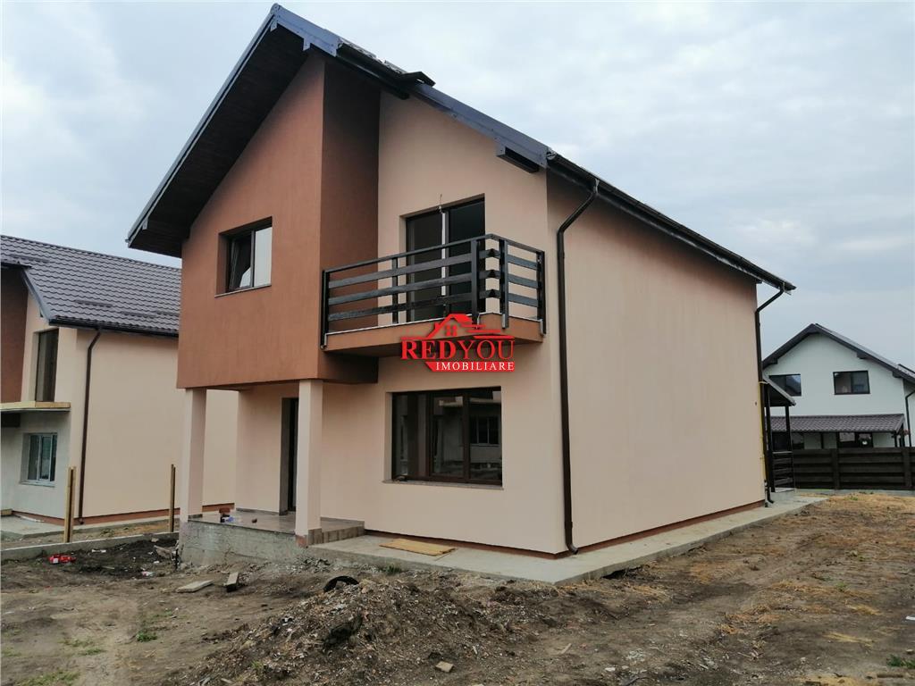 Casa premium Rediu 100 mp utili 350 mp teren