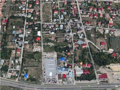 1018 mp teren Popas Pacurari