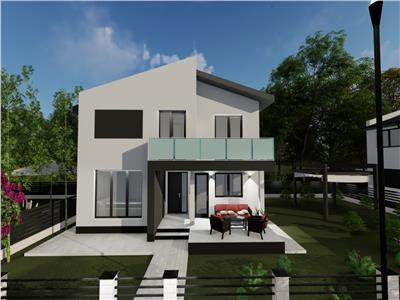 Casa Premium Rediu 120 mp 365 mp teren Comision 0